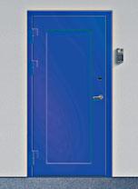 Daloc S94 (Y94) Højsikkerhedsdør RC4