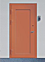 Daloc S95 (Y95) Højsikkerhedsdør RC5